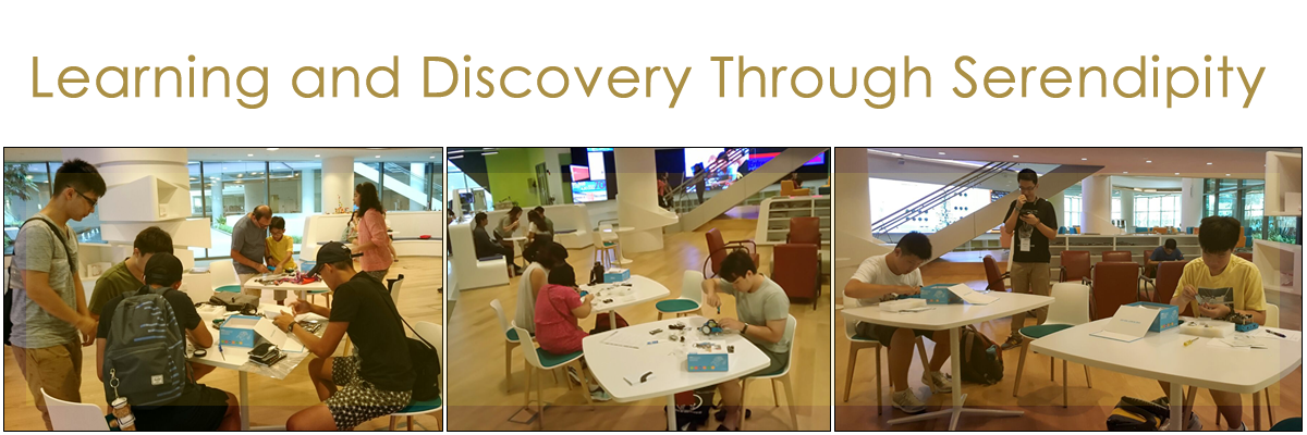 Learning and Discovery Through Serendipity